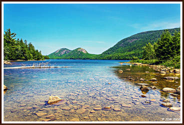 Summer in Maine by JDM4CHRIST