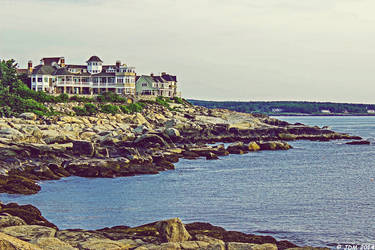 The  Coast of Maine by JDM4CHRIST