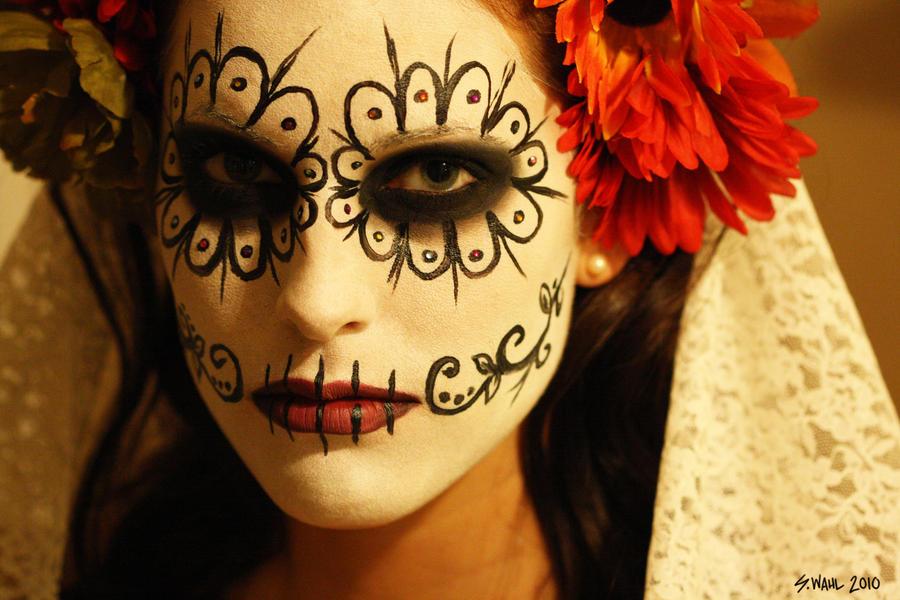 Dia de los Muertos by shwamantha