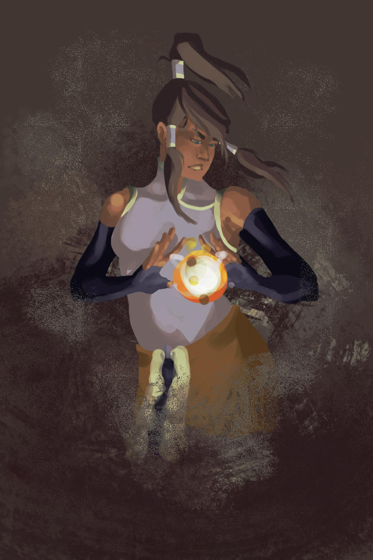 Korra by un-forgettable