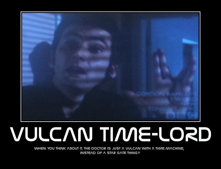 Vulcan Time-Lord by kabuyenku-raida