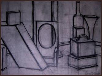 Still Life Study 1 by PendulousRose