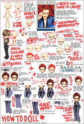 How to doll (complete) by monosomy