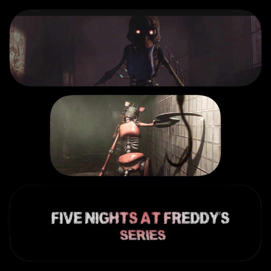Five nights at freddy s series by white spirit wolfy on deviantart