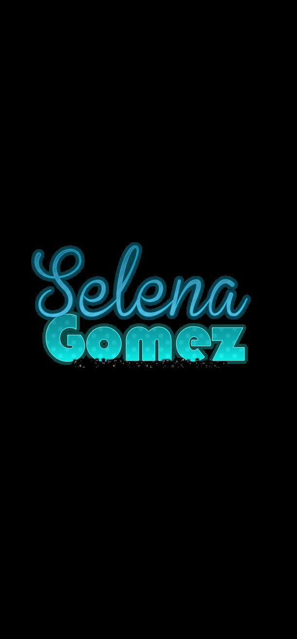 Texto png de Selena Gomez para (Celeste Pillaca) by HeliiThorneEditions