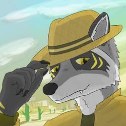 Gdakon 2020 Badge avatar - Wild West