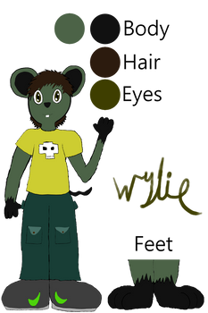 Wylie the Mouse Reference