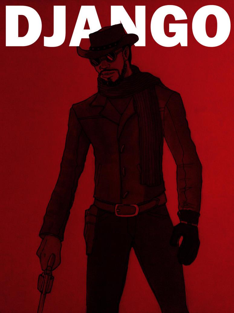 Django by UpcoRaul