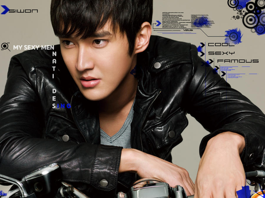 Siwon Choi by lLemonPie on DeviantArt
