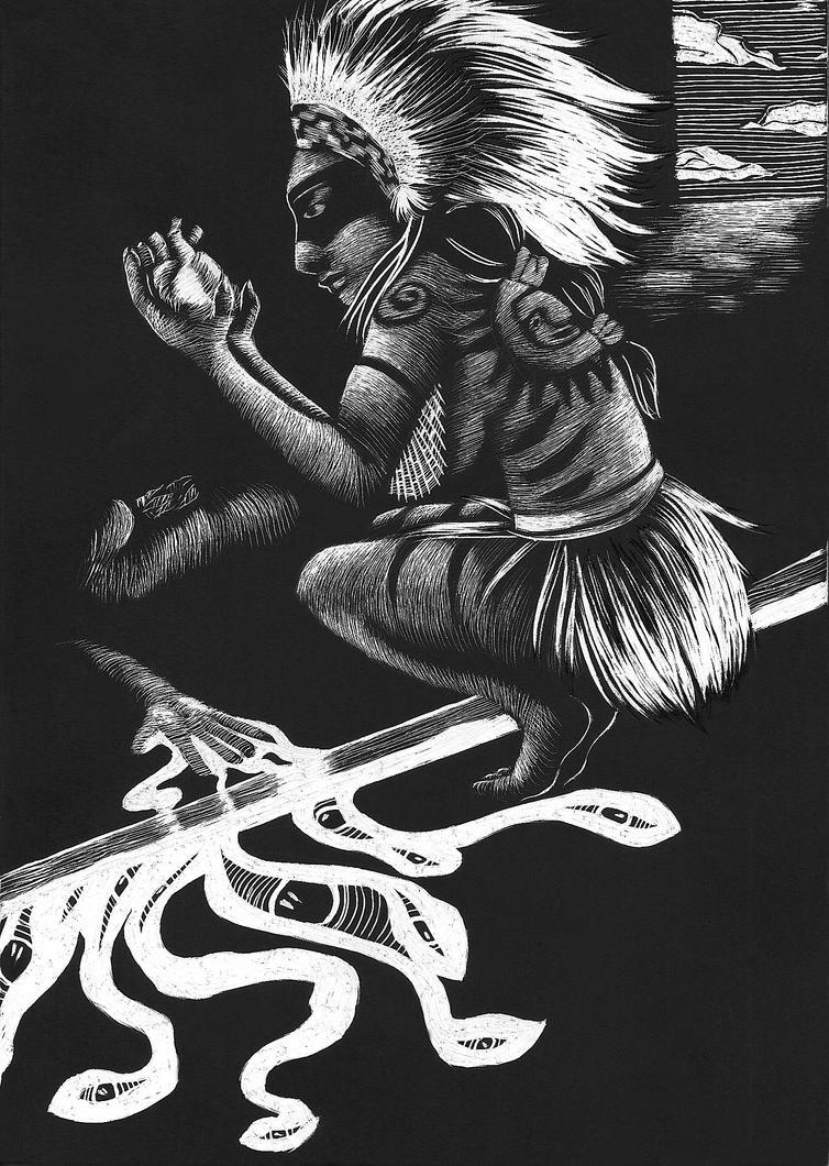 mayan sacrifice paintings