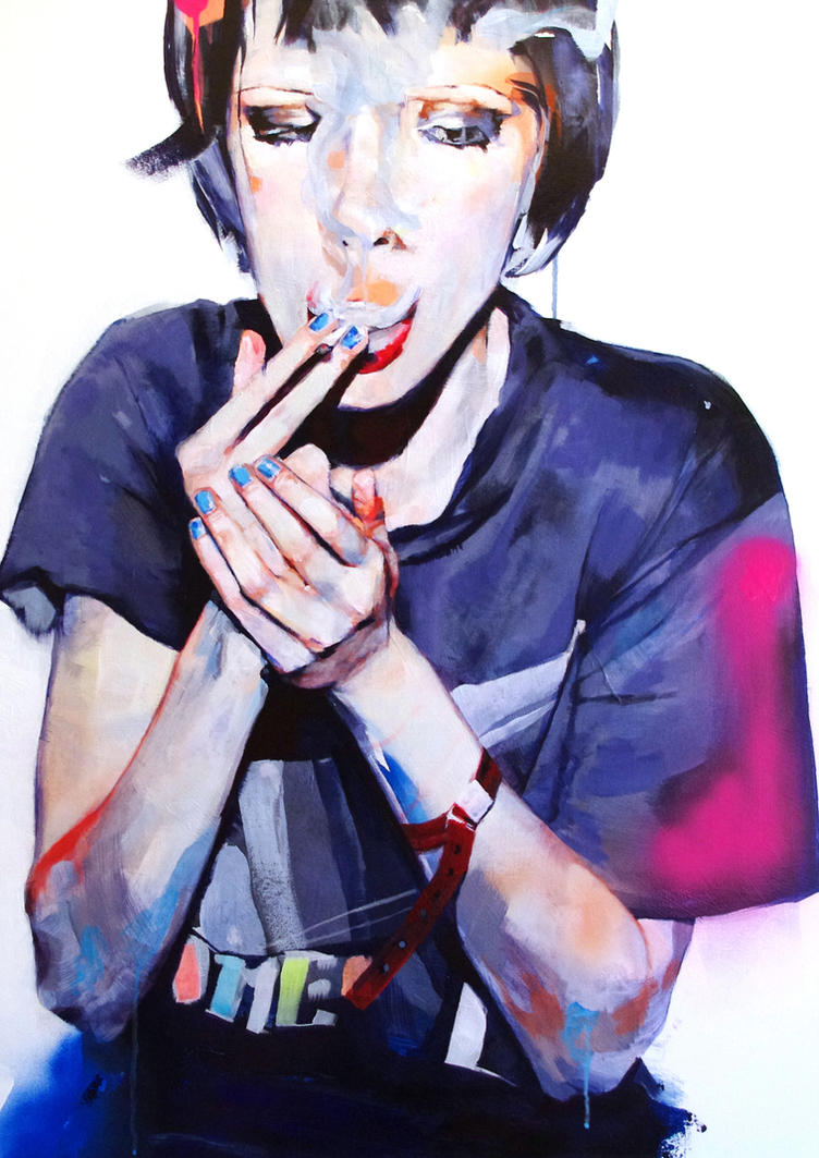 Alice by AdrienPatout