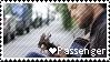Passenger stamp by Koujak-u