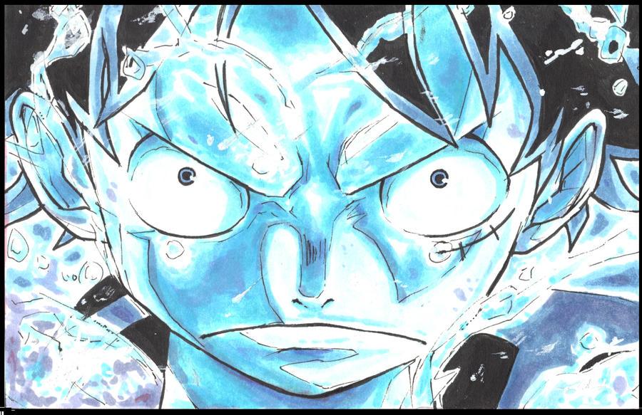 Gear 4 by StudioOdin One Piece Wallpaper Luffy Gear Fourth