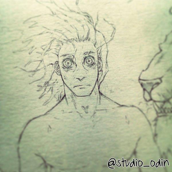 [HUMAN] New Manga Project by StudioOdin