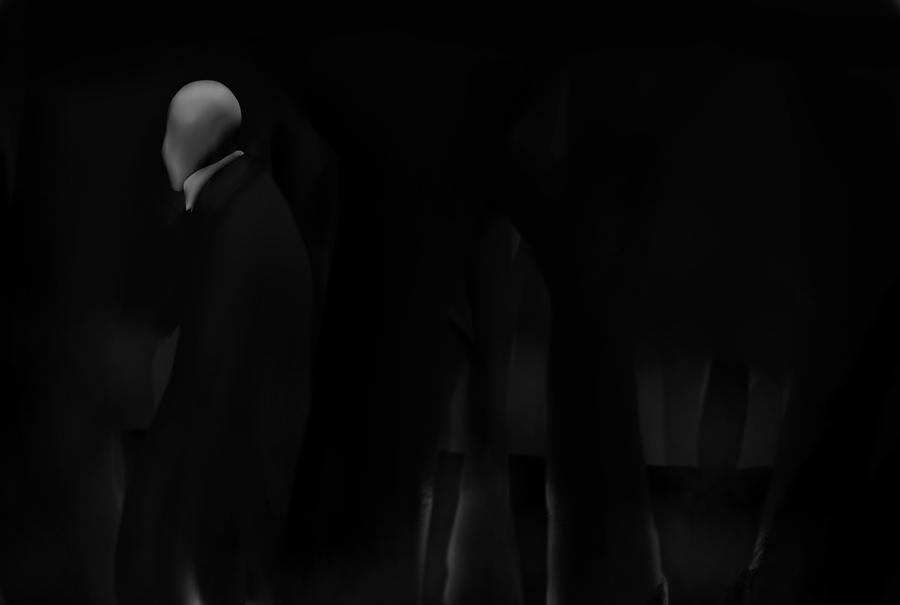 Slenderman by JMatheus