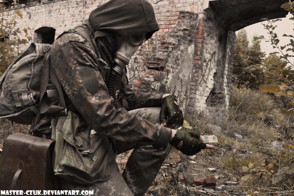 Stalker - People by Master-Czuk on DeviantArt Stalker People