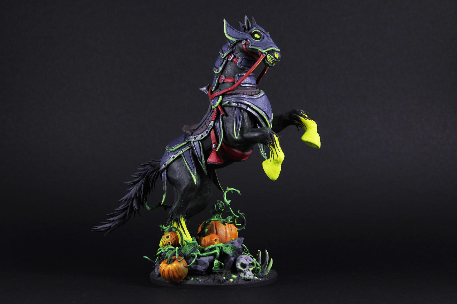 Headless Horseman S Mount World Of Warcraft By