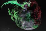 Ysera The Dreamer (World of Warcraft sculpture)