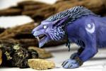 Night Elf Druid (World of Warcraft sculpture)