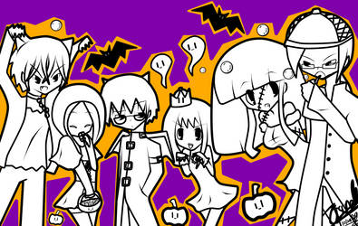 Happy Spooky Day~!