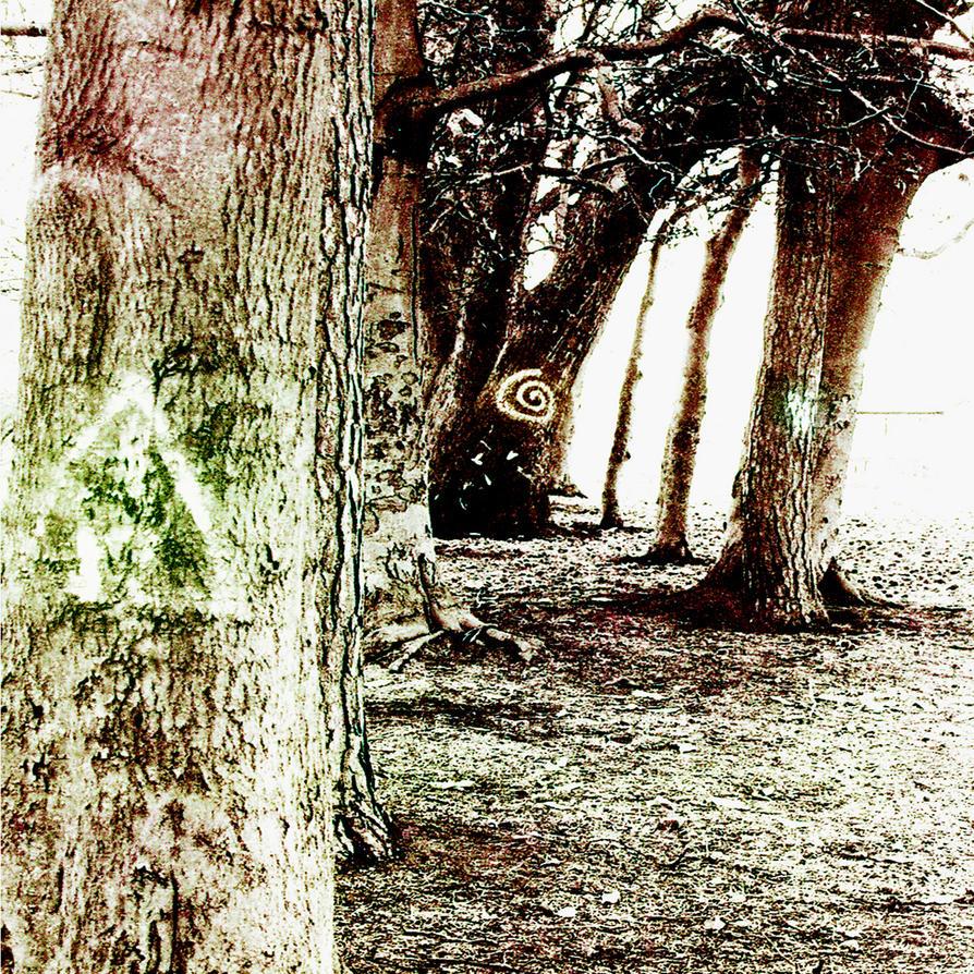 Tree Symbols By Billycrow On Deviantart