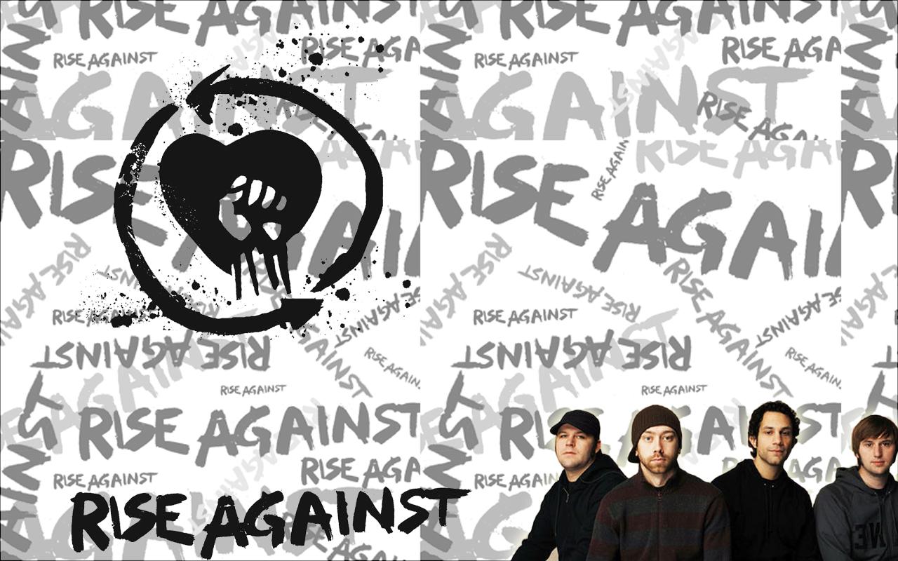 Rise Against Wallpaper by ~Sk8erGirl14ng on deviantART