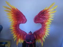 Firebird by TheGriffinQueen