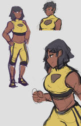 More Mia Concepts by Sihagen