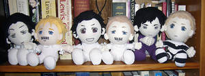 The SH Babies Dolls by alice-day