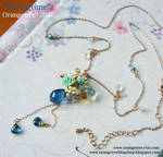 Springtime necklace
