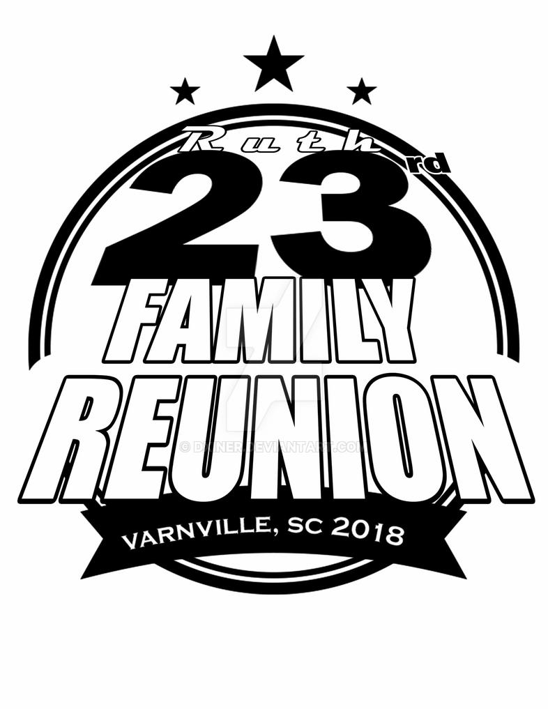 family reunion shirts 2nd design by dxiner on deviantart