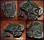 Occult Stone Sigil Fragment #1