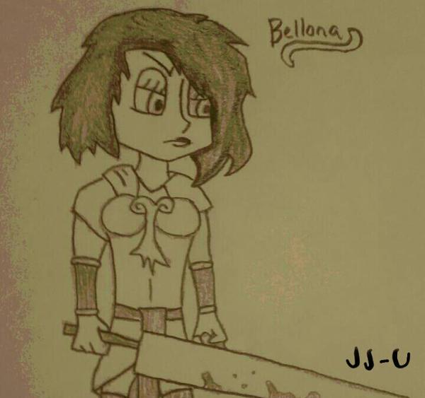 Bellona by JJ-Universe