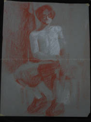 Figure drawing 2 by kellehthedread