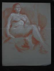 Figure drawing 4 by kellehthedread