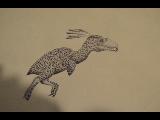 terror bird by andie-lioness