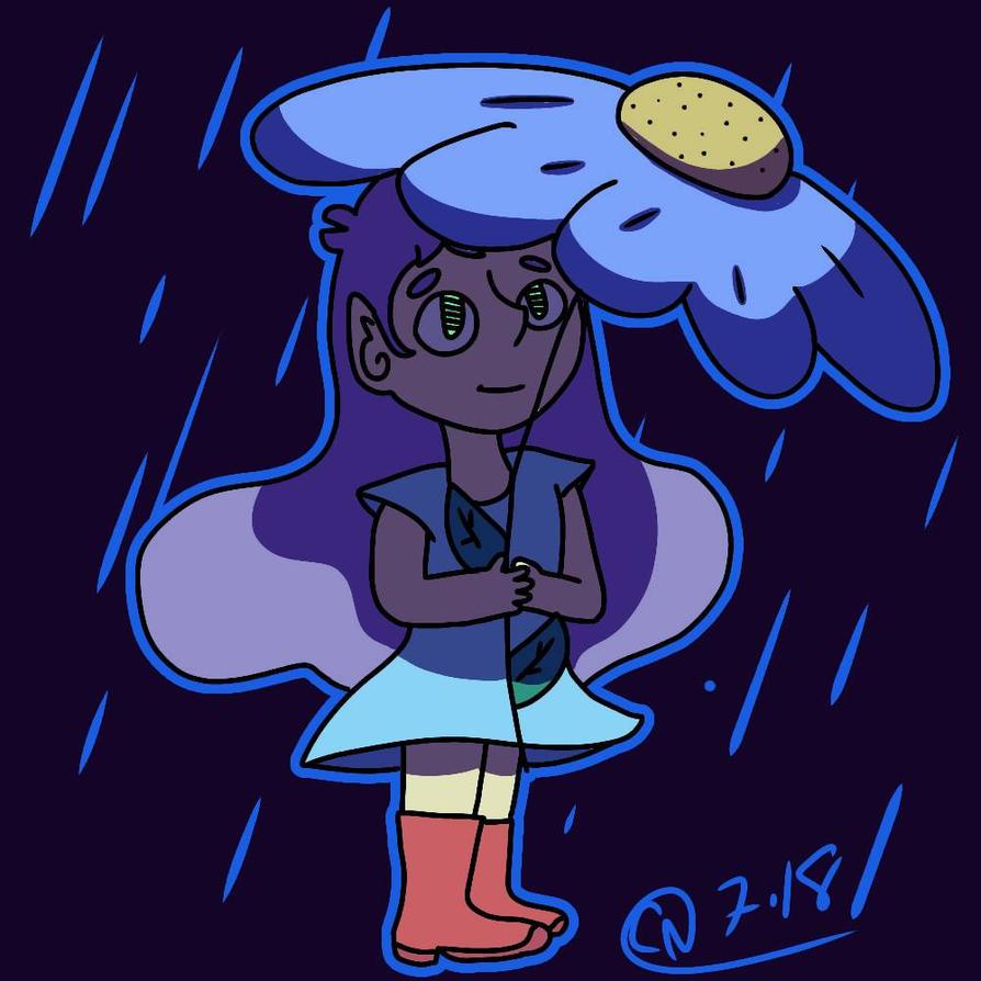 Rainy Days by ThatPan