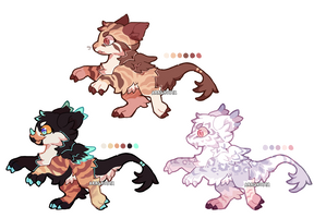 [Adopts] GRIFFIN PARTY ! - CLOSED
