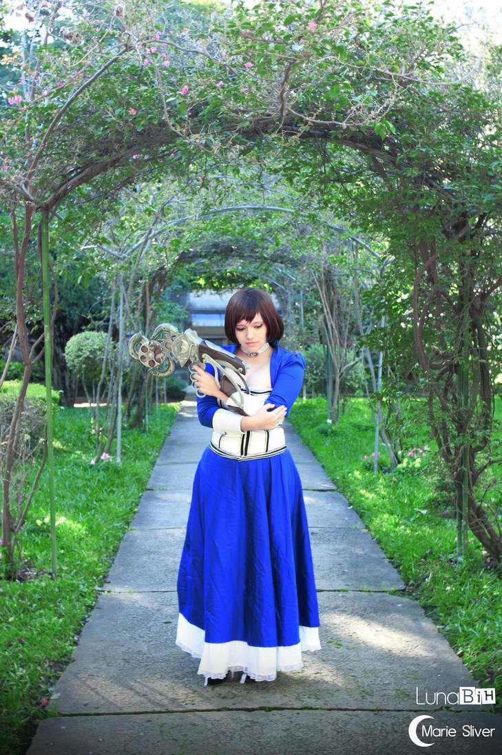 Elizabeth and Sky-Hook by LunaBih