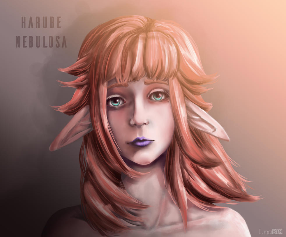 Harube Nebulosa by LunaBih
