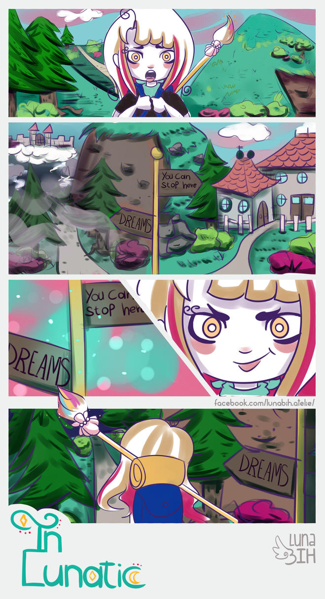 Determination Tale by LunaBih