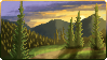 Landscape stamp 1 by genericadoptables