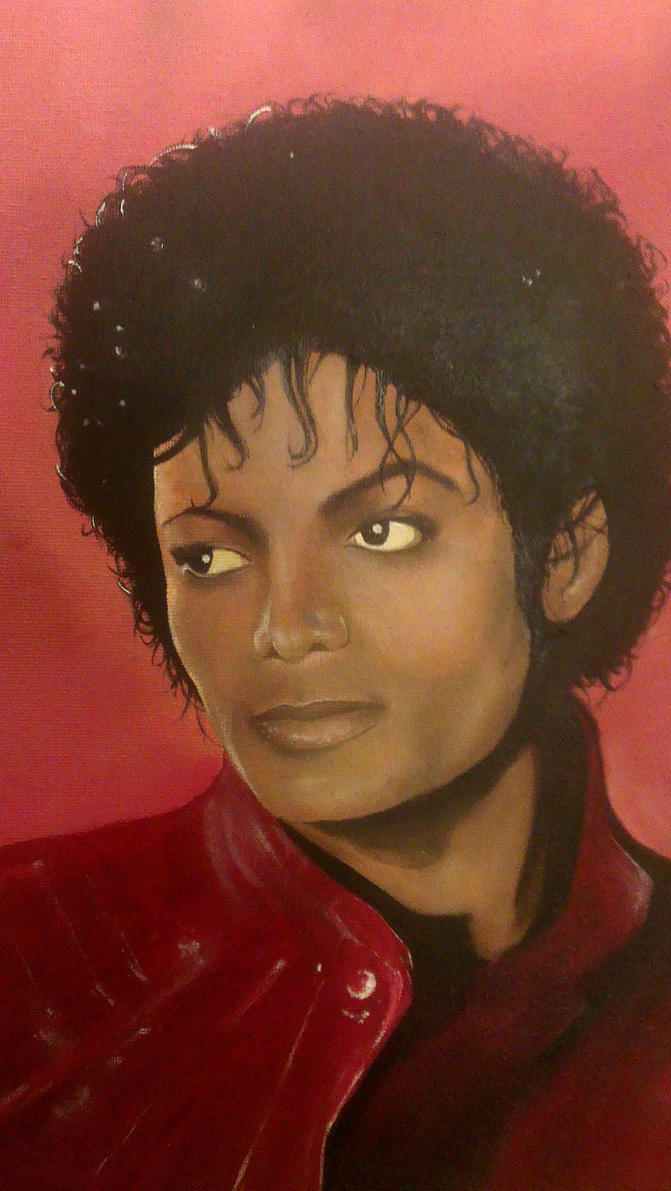 Michael Jackson Thriller by benhdv