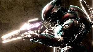 Halo Reach styled Elite