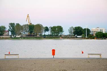Alone in Tulcea by cosmin-m