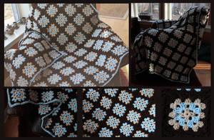 Basic Granny Square Blanket