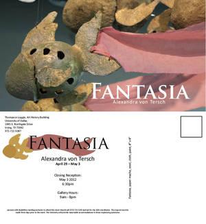 Fantasia Show Cards