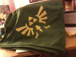 Triforce blanket
