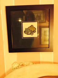 Bulbasaur Cross stitch