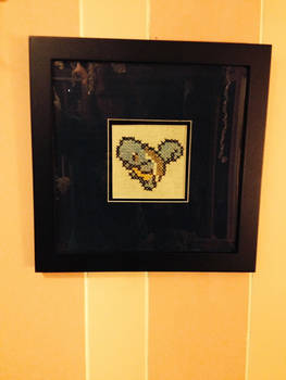 Squirtle crossstitch